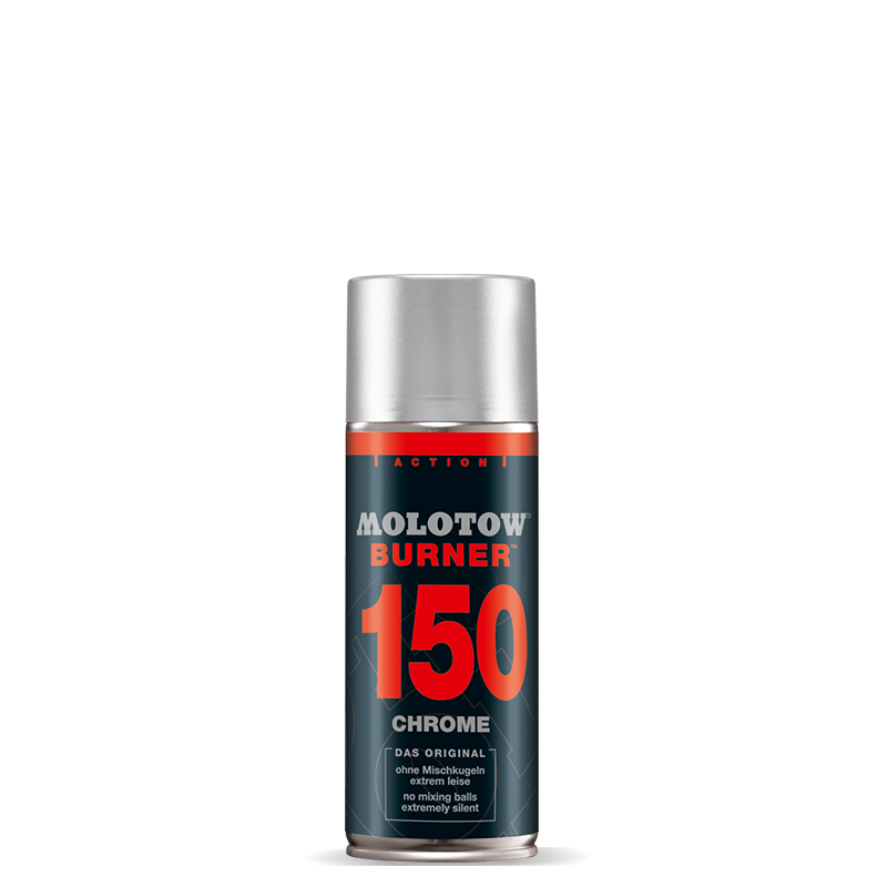 BURNER™ Chrom 150 ml