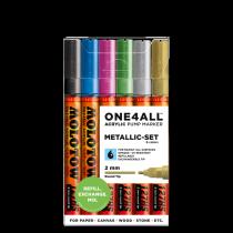 ONE4ALL™ 127HS Metallic-Set