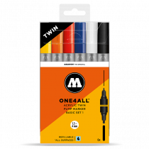 ONE4ALL™ ACRYLIC TWIN Basic-Set 1