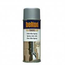 Belton Basic - Zinc-Alu Anti Corrosion 400ml silver grey