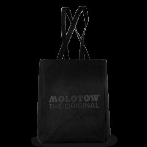 MOLOTOW™ HEAVY COTTON CAN BAG BIG