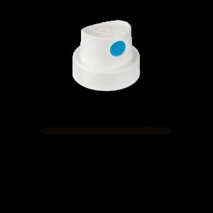 "Cap ""SmoothSoft"" (weiß/blau)"
